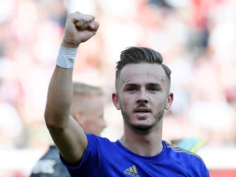 Manchester United preparing a move for Leicester City's £80m-rated star James Maddison