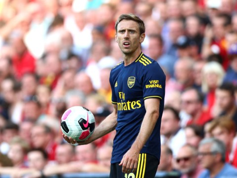 Unai Emery to hold crunch talks with Nacho Monreal over his Arsenal future