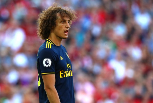 David Luiz was at fault for two of Liverpool's three goals last weekend (Picture: Getty)