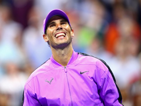 Rafael Nadal reacts as US Open draw opens up after day of carnage