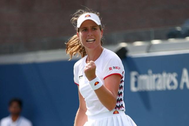 Martina Navratilova rates Johanna Konta's latest win as she sets up Karolina Pliskova tie