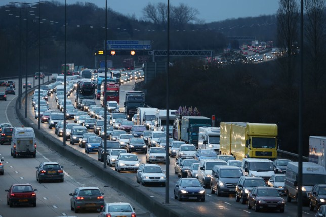 Bank holiday traffic is predicted to be worse than ever