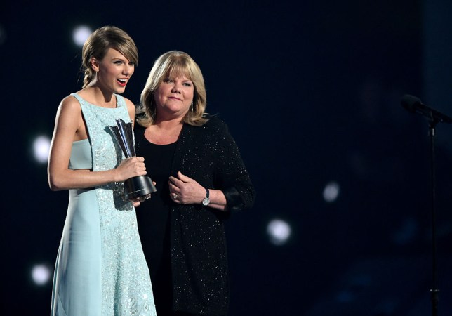 Taylor Swift and her mum Andrea who inspired the song Soon You'll Get Better on new album Lover