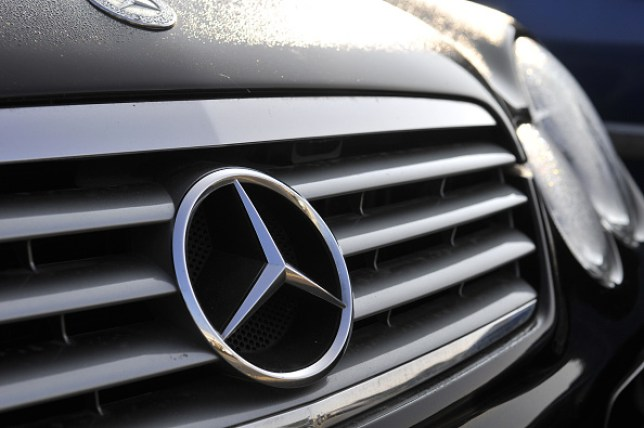 Mercedes has been accused of spying on drivers (Photo by John Keeble/Getty Images)