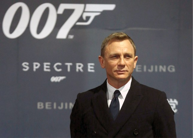 Name of Daniel Craig's new James Bond film confirmed as No Time To Die