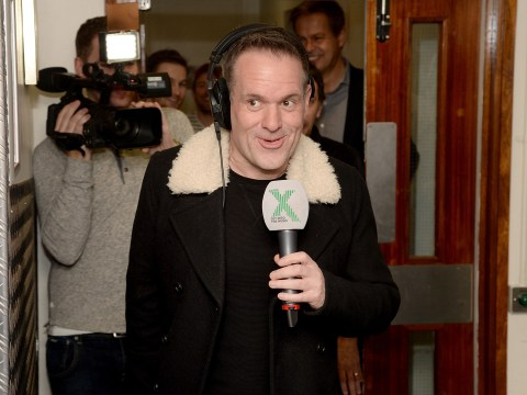 Chris Moyles forced to deny he's dead after #RIPChrisMoyles trends while he's live on radio