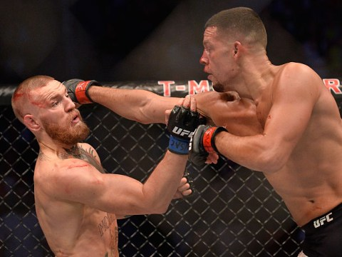 Conor McGregor calls out Nate Diaz for trilogy fight during UFC 249