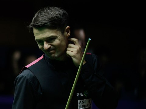 Michael Holt gives brutally honest take on his snooker career: 'I don't think I could have done any worse'