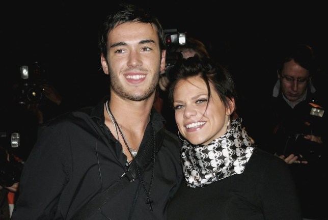 jade goody and her husband jack tweed