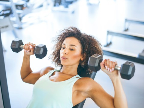 How to build muscle and tone your arms