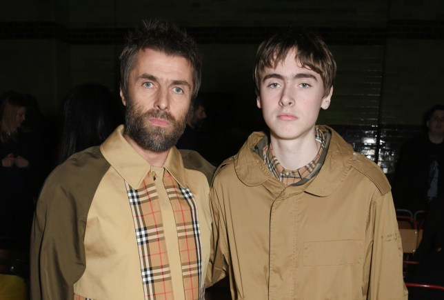 Liam Gallagher teams up with son Gene for new single One Of Us