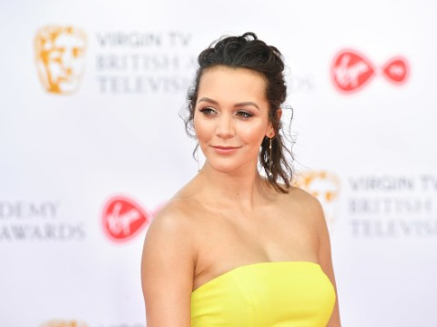 Is Hollyoaks' Cleo McQueen actress Nadine Mulkerrin pregnant in real life?