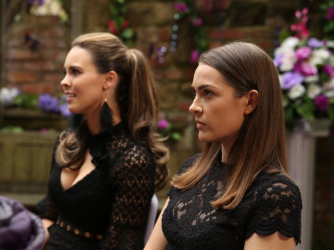 Hollyoaks spoilers: Maxine Minniver caught out as Damon Kinsella hosts her funeral?