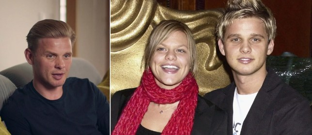 eff Brazier and Jade Goody