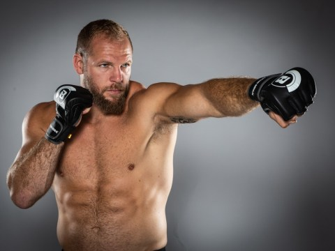 Retired rugby star James Haskell to make MMA debut in 2020 after signing with Bellator