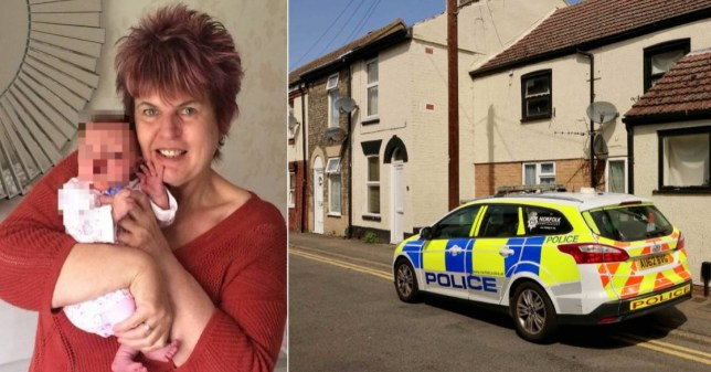 Great Yarmouth murder charge after Linda Rainey fell down stairs