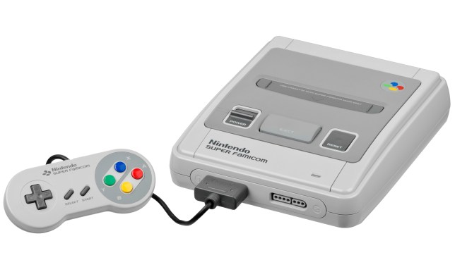 Are SNES games finally coming to the Switch?