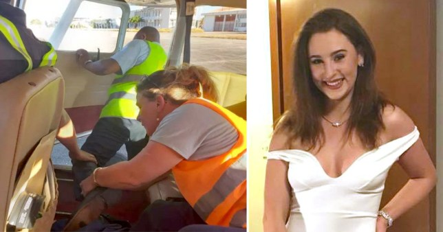 Alana Cutland dies after falling from plane in Madagascar
