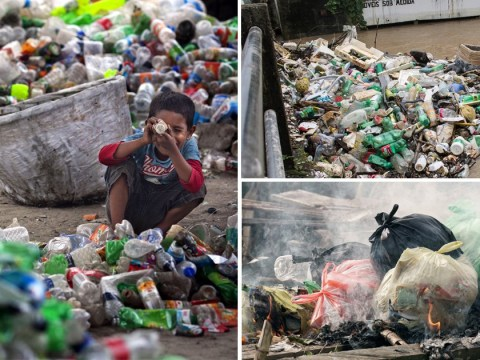 Coke, Pepsi and Nestle named and shamed over killer single-use plastics