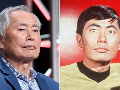 George Takei may accept a role in a Quentin Tarantino Star Trek