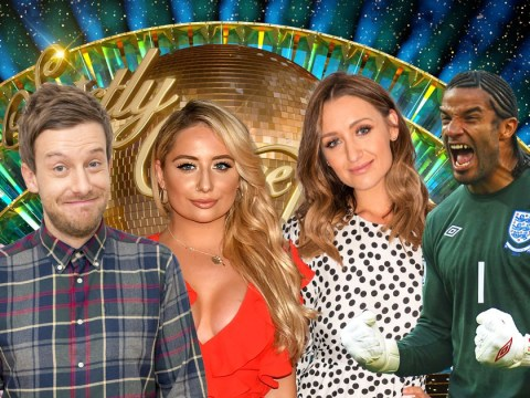 Which celebrities have been confirmed for Strictly Come Dancing 2019 so far?