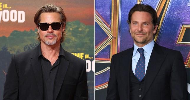 Brad Pitt and Bradley Cooper