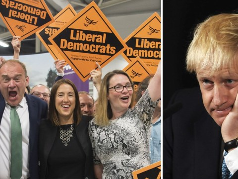 Boris dealt major blow as Tories suffer by-election defeat and reduce majority to one