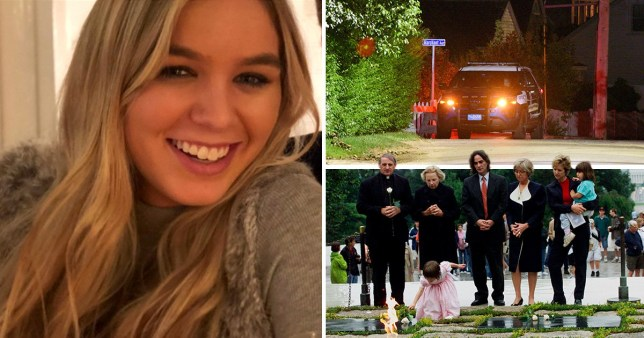 Saoirse Kennedy Hill: Bobby's granddaughter dead after 'drug overdose'