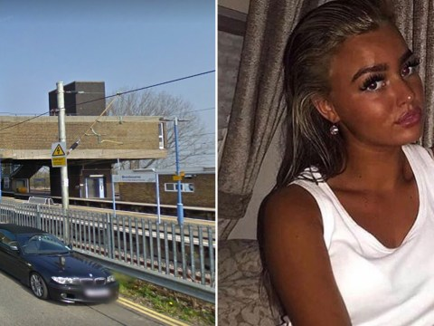 Girl, 16, killed by train as family and friends pay tribute
