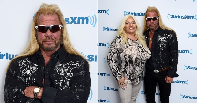 Dog The Bounty Hunter hits back at thieves who stole late