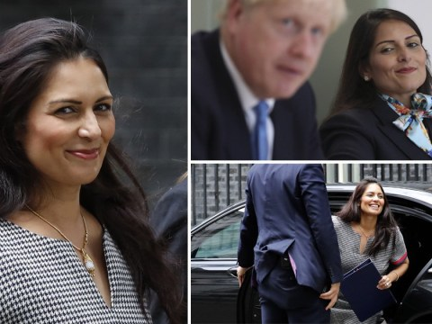 Priti Patel wants criminals to 'feel terror' as she denies supporting death penalty