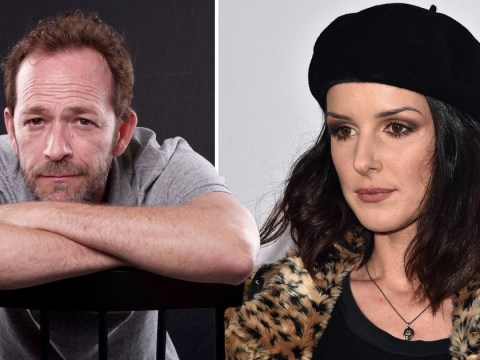 Shenae Grimes recalls meeting Luke Perry as she pays tribute to late star ahead of 90210 reboot