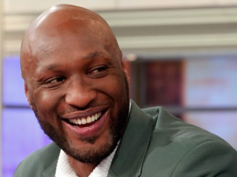 Lamar Odom has no time for trolls claiming he's shading Khloe Kardashian as he praises new girlfriend