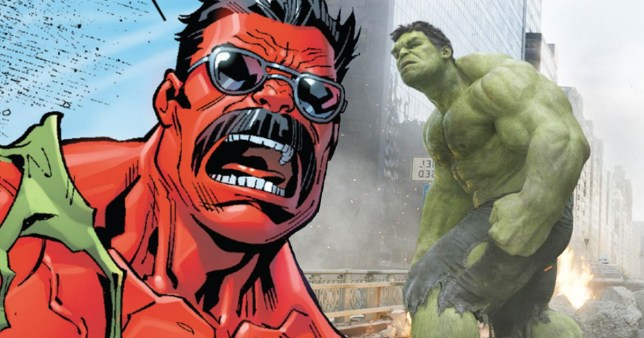 Red Hulk almost made an appearance in Avengers: Endgame ...