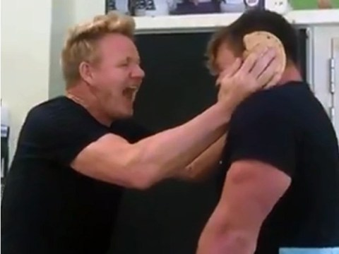 Gordon Ramsay recreates infamous idiot sandwich meme and we're screaming