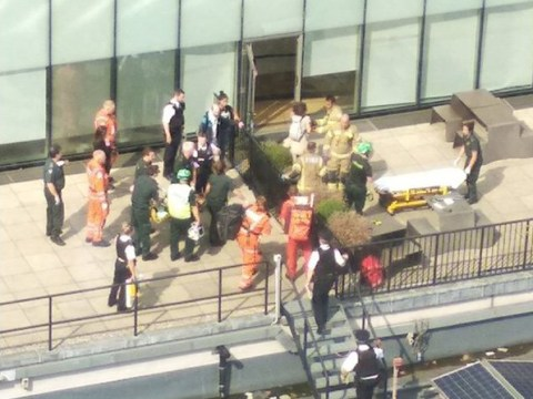 Teenager charged with attempted murder after boy, 6, was thrown over Tate Modern viewing platform