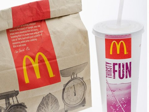 McDonald's has been tricking people into making 'healthier' choices