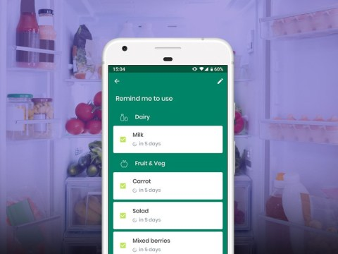 New anti-waste app suggests recipes to stop you throwing food away