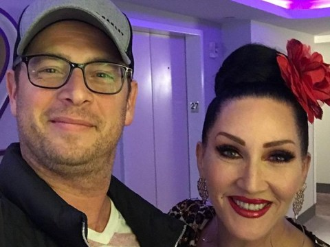 Strictly's Michelle Visage has secret sex tape with husband hidden away in a safe