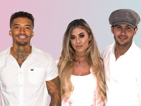How do Love Island's Michael Griffiths and Belle Hassan's brother Taser know each other?