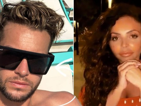 Chris Hughes 'can't even pretend' his holiday with Jesy Nelson is fun due to locals' animal cruelty