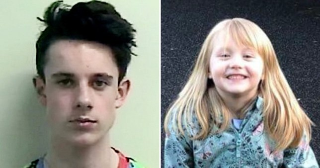 Boy who raped and murdered girl, 6, thinks his sentence was too long