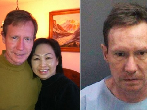 British millionaire arrested for wife's murder after four years on the run