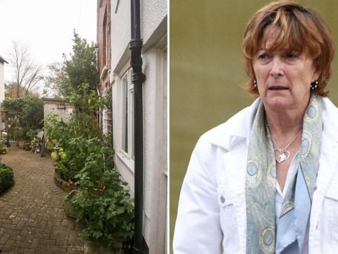 Pensioner, 67, 'terrorised neighbour with her overgrown bush'