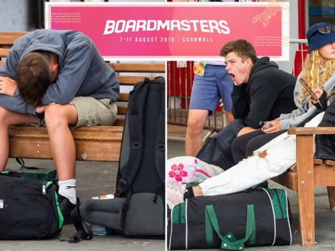 Music fans rage after being left stranded as Boardmasters cancels last minute