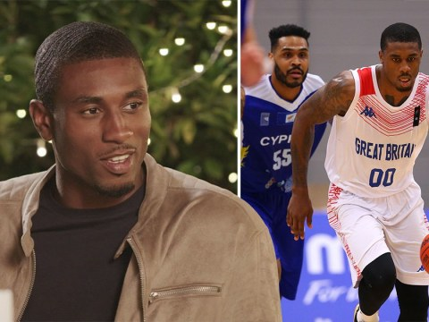 Love Island's Ovie Soko given 'makeshift basketball court by producers and allowed to leave the villa' to practice
