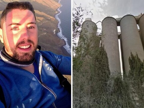 Daredevil dies after leaping off 150-foot chimney for social media video