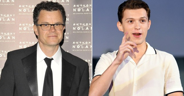 Tom Holland Stans Cancel His Dad Over 2017 Book Metro News