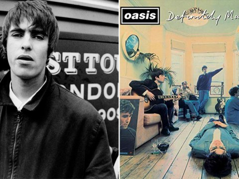 Oasis celebrate 25 years of their album Definitely Maybe with limited edition picture disc