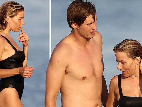 Sienna Miller jet sets with rumoured beau Lucas Zwirner after family holiday with ex Tom Sturridge